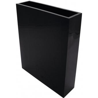 EUROPALMS LEICHTSIN CUBE-100, shiny-black