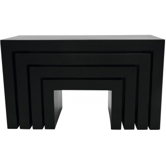 EUROPALMS LEICHTSIN DECO TABLES, black #2