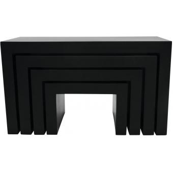 EUROPALMS LEICHTSIN DECO TABLES, black #2
