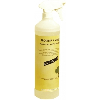 ACCESSORY Fire protection spray DIN4102/B1, 1ltr.