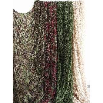 EUROPALMS Decoration Net, US woodland, 600x300cm #2