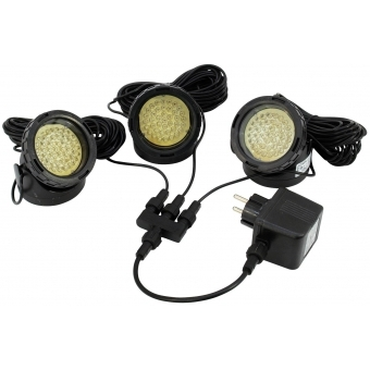 EUROLITE LED IP WW-40 yellow 5mm Spot