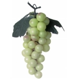 EUROPALMS Green grapes with leaves