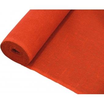 EUROPALMS Deco fabric, red, 130cm