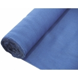 EUROPALMS Deco fabric, blue, 130cm