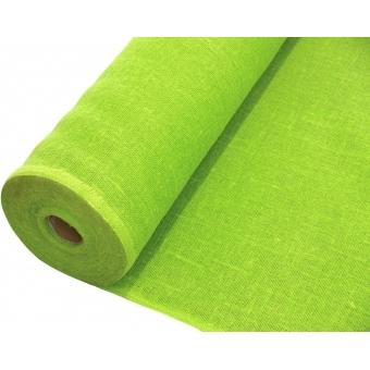 EUROPALMS Deco fabric, apple-green, 130cm