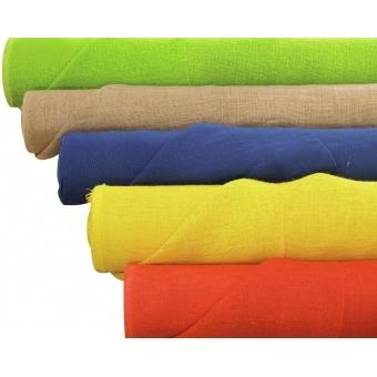 EUROPALMS Deco fabric, apple-green, 130cm #2