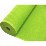 EUROPALMS Deco fabric, apple-green, 130cm