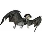 EUROPALMS Halloween bat groom, Freak 90cm