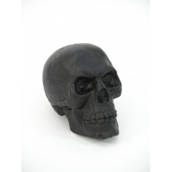 EUROPALMS Skull, black #3