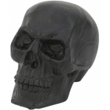 EUROPALMS Skull, black