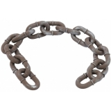 EUROPALMS Chain, rusty, 100cm