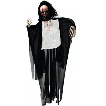 EUROPALMS Halloween figure Ghost, animated 95cm