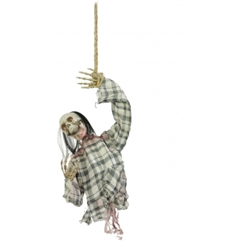 EUROPALMS Halloween figure Hanging Max, animated 50cm