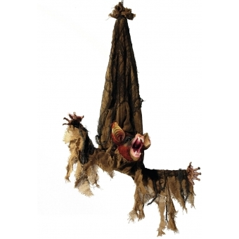 EUROPALMS Halloween figure BAT, animated 95cm #2