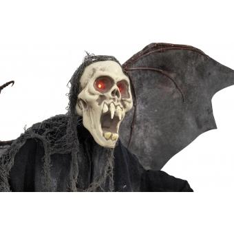 EUROPALMS Halloween figure bat ghost 85cm #2
