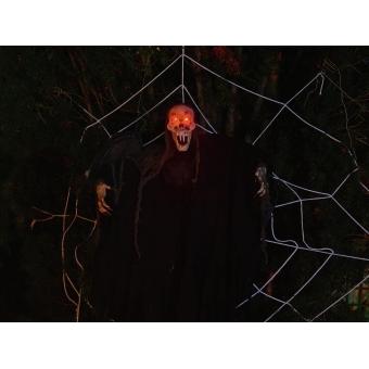 EUROPALMS Halloween figure bat ghost 85cm #4