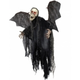 EUROPALMS Halloween figure bat ghost 85cm