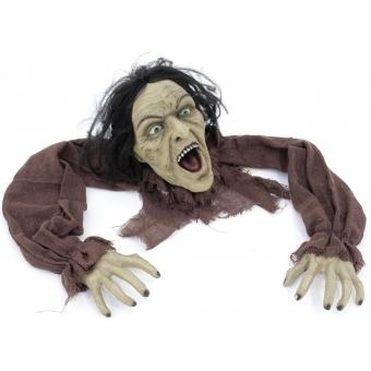 EUROPALMS Halloween figure Crawling 140cm