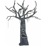 EUROPALMS Halloween horror tree 160cm