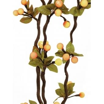 EUROPALMS Heather twig, with LEDs, 180cm #2