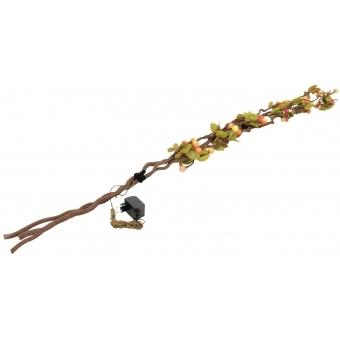 EUROPALMS Heather twig, with LEDs, 180cm #3