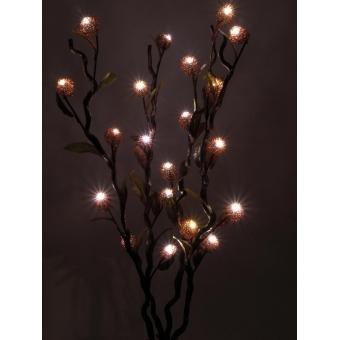 EUROPALMS Flowering branch Melaleuca, LEDs, 120cm #4