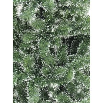 EUROPALMS Premium Fir tree, green-white, 180cm #2