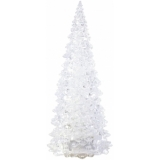 EUROPALMS LED Christmas Tree, medium, FC