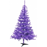 EUROPALMS Fir tree, purple, 180cm