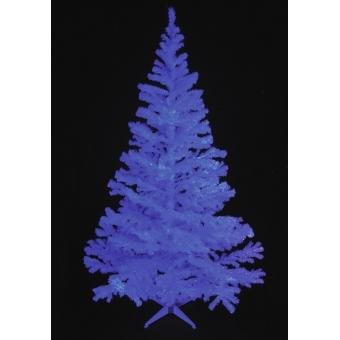 EUROPALMS Fir tree, UV-white, 210cm #2