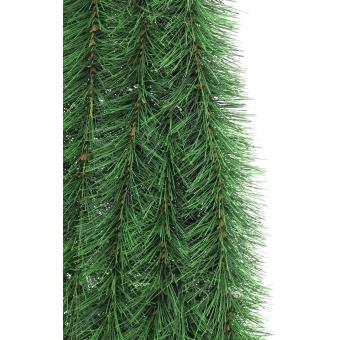 EUROPALMS Fir tree, flat, dark-green, 120cm #2