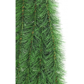 EUROPALMS Fir tree, flat, green, 150cm #2