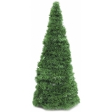EUROPALMS Fir tree, cone-shaped, 180cm