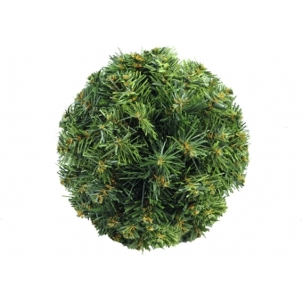 EUROPALMS Christmas ball, green, 25cm #1