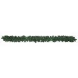 EUROPALMS Noble pine garland, green, 270cm