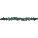 EUROPALMS Blue spruce garland, 270cm