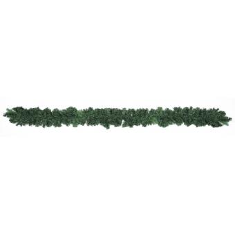 EUROPALMS Premium pine garland, green, 18x270cm