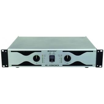 OMNITRONIC E-1300 Amplifier