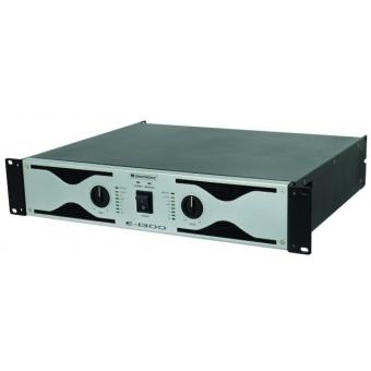 OMNITRONIC E-1300 Amplifier #2