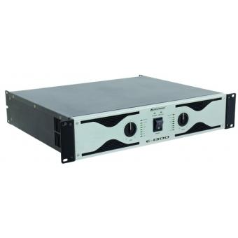 OMNITRONIC E-1300 Amplifier #3