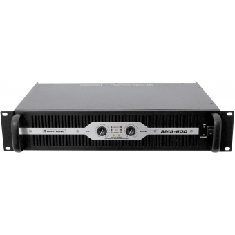 OMNITRONIC SMA-600 Amplifier