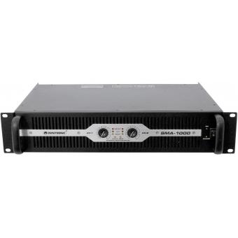 OMNITRONIC SMA-1000 Amplifier
