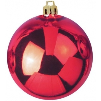 EUROPALMS Deco Ball 20cm, red