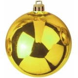 EUROPALMS Deco Ball 20cm, gold