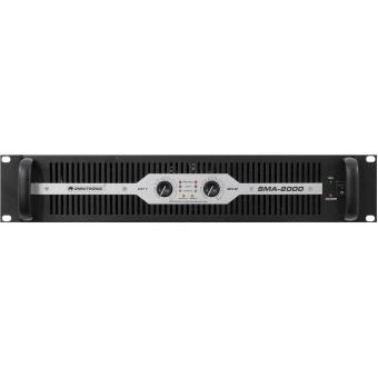 OMNITRONIC SMA-2000 Amplifier #4