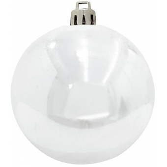 EUROPALMS Deco Ball 20cm, white #1