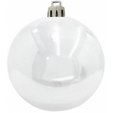 EUROPALMS Deco Ball 20cm, white