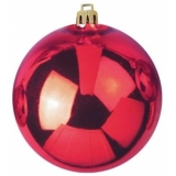 EUROPALMS Deco Ball 30cm, red