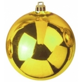 EUROPALMS Deco Ball 30cm, gold